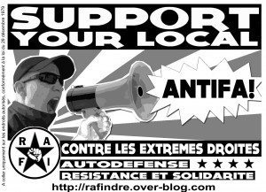 support your local antifa rafi