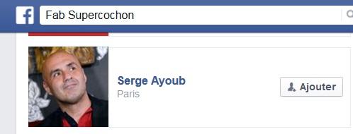 faf super couillon serge ayoub