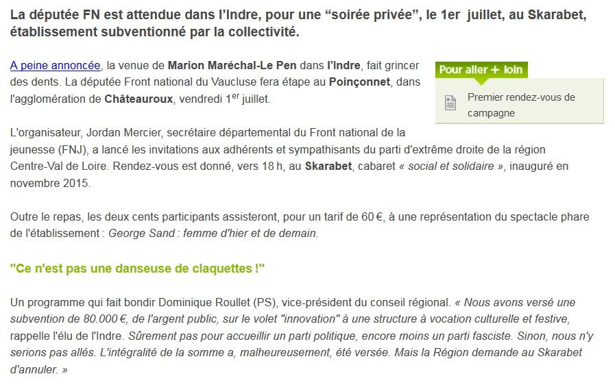 artcle nr marion marechal le pen cabaret 15.04.06 01